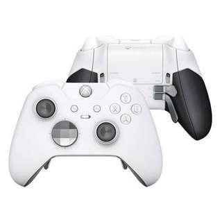 全新 XBOX ONE Elite 無線控制器 白色特別版 X 1  無線 手掣 適用於 Xbox One Wireless Controller White Special Edition