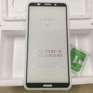5D Huawei Mate 10 Pro Tempered glass Screen Protector 5D钢化膜华为Mate 10pro屏保DS01