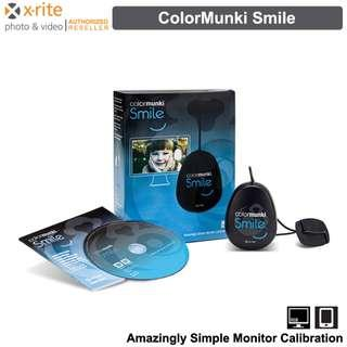 🚚 X-Rite Color Munki ColorMunki Smile Color Calibration Solution
