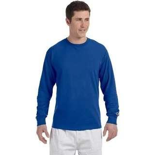 Champion Long-Sleeve T-Shirt