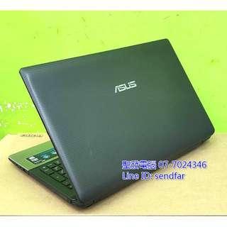 🚚 LOL全開獨顯大螢幕 ASUS K55VM i5-3210M 8G 500G 獨顯 DVD 15吋筆電 聖發二手筆電