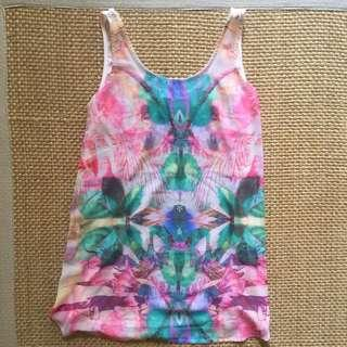 Cotton On Sheer Summer Top