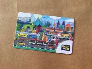 Touch N Go Card