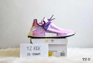 58e3d2f616c20 WTS Adidas PW Human Race NMD Holi Festival Pink Glow
