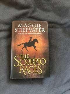 The Scorpio Races by Maggie Stiefvater <Hardbound>
