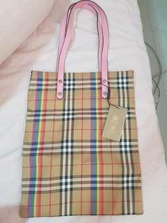 (SALE)Burberry tote bag