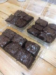 Brownies packaging