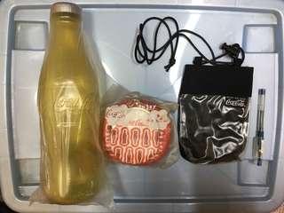 開放式福袋 全新 可口可樂 (一套9件買)