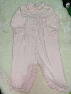 Polo By Ralph Lauren Sleepsuit