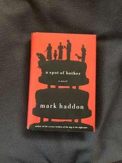 A Spot of Bother by Mark Haddon <Hardbound>