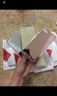 Mirror Case Iphone Clear stock jual murah high quality