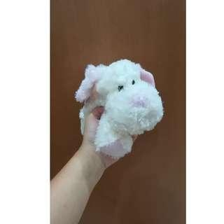 Cute Fluffy Puppy Soft Toy