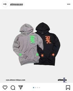 P star 🇯🇵 日本 Atmos 限量 帽t 全新
