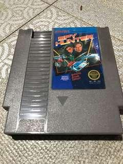 Spy hunter nes