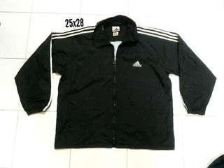 Adidas windbreaker jacket size xl