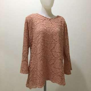 #paydaymaret Brokat blouse