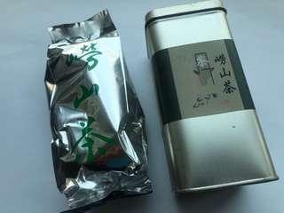全新嶗山茶