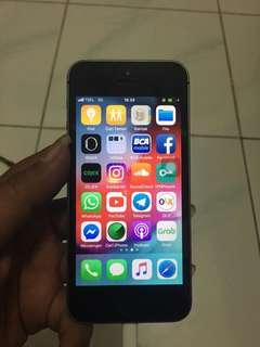 iPhone 5s 32GB SU rasa FU