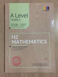 h2 mathematics yearly tys
