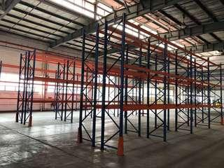 Used Heavy duty racking system for sale