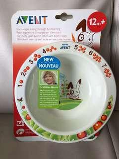 Philips Avent feeding bowl for sale