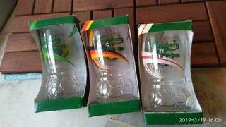 Glass Set of Carlsberg 2006 Collection