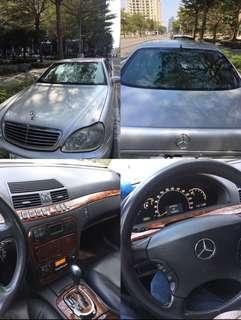 《Benz s320》
