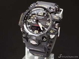 100% Authentic Casio Gshock Mudmaster Triple Sensor GWG1000 with FREE DELIVERY 📦 G-Shock
