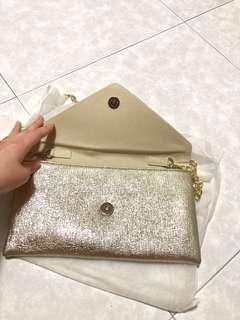 Trendy casual clutch bag