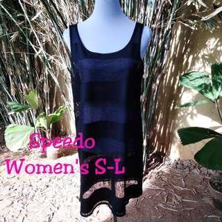 🌴Speedo Swimsuit Cover up Beach Dress