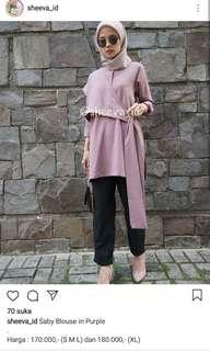 Saby blouse by sheeva_id