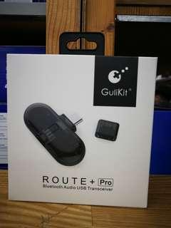 🚚 (Brand New) Gulikit Route + Pro Bluetooth Audio USB Transceiver