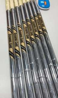 🚚 Dynamic Gold Tour Issue X100 shaft 3-P