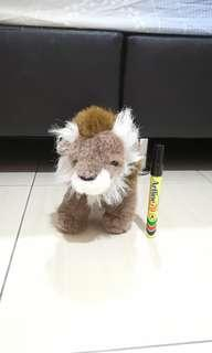 Small Lion Soft Toy