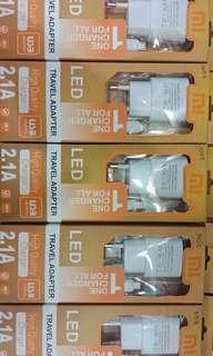 Charger xiaomi 2.1amper