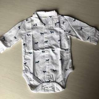 Next baby puppy shirt