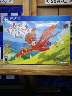 🚚 (Brand New) PS4 Little Dragons Cafe Limited Edition / R1