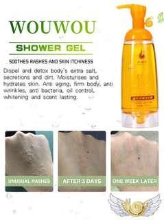 🚚 Wouwou shower gel