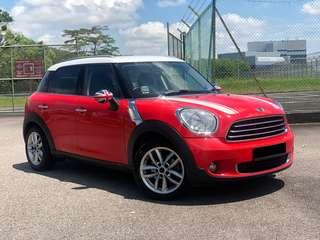 MINI COOPER COUNTRYMAN 1.6 AT ABS D/AB 2WD