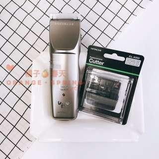 🚚 「公司貨」HITACHI 日本原裝日立CL-1000TA 快速充電電動理髮器