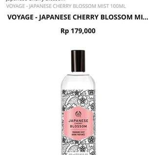 The Body Shop Japanese Cherry Blossom 100ml