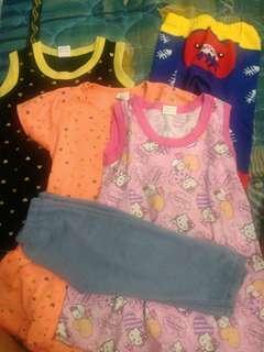 Baju Baby Girl Paket Hemat