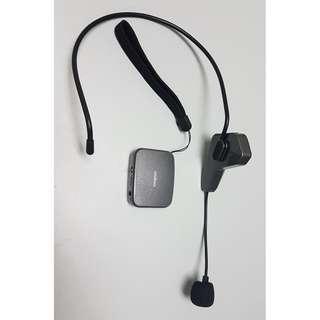 2.4G wireless Headset Microphone