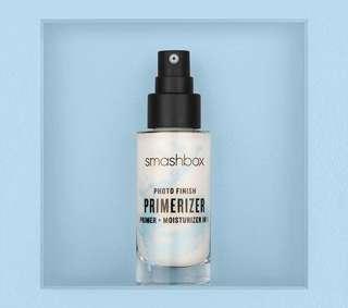 Photo finish primerizer