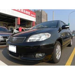 2009年 Toyota VIOS 優質代步首選NO.1 省油稅 停車好方便 定期保養 順暢好開
