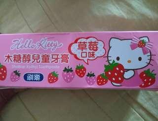 刷樂木糖醇兒童牙膏