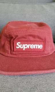 Supreme 5 Panel Cap SS18