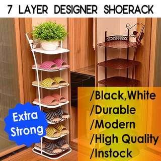 7 / 8 Layer shoe rack