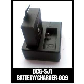 SJCAM USB DUAL BATTERY CHARGER BCG-SJ1