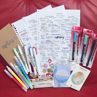 🚚 School/Stationery Grab Bag